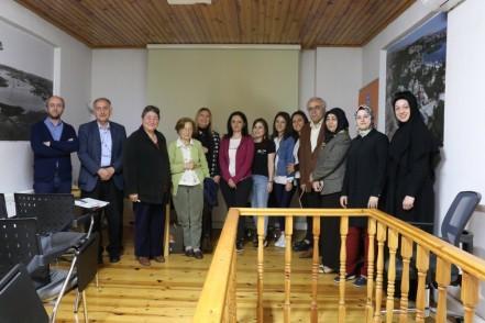 Doç. Dr. Emine Sibel Hattap, Eyüpsultan, Eyüpsultan Belediye Başkan Yardımcısı Eda Çaçtaş