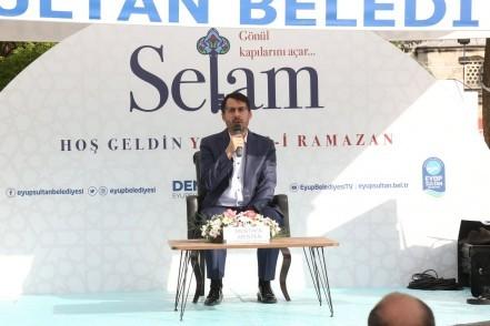Ramazan, Eyüpsultan Belediyesi, Mustafa Mesten