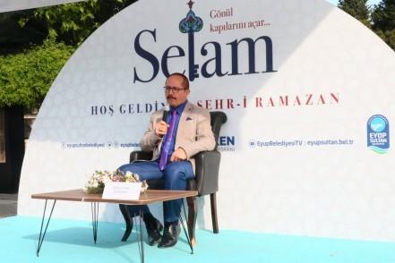 Abdullah Özderya, Sohbet Meclisi, Eyüpsultan Belediyesi