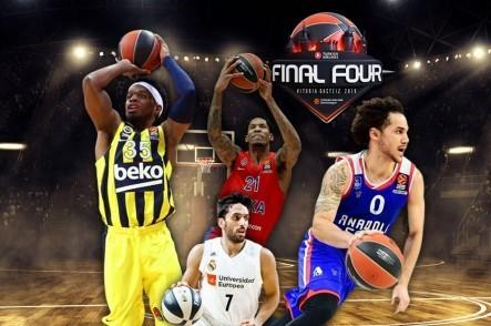 Euroleague Final Four, Fenerbahçe Beko, Anadolu Efes, Eyüpsultan Belediye Başkanı Deniz Köken