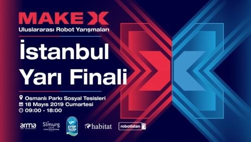 MakeX Uluslararası Robot Turnuvası,Eyüpsultan, Habitat Derneği, Eyüpsultan Belediyesi