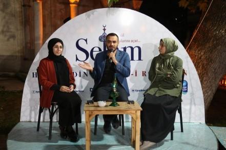 Şiir Meclisi, Esma Güneş, Fatma Özkaya, Eyüpsultan Belediyesi