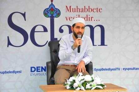 Eyüpsultan Belediyesi, Sohbet Meclisi, İmam Hatib Beytullah Temizsoy