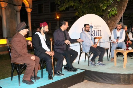 Eyüpsultan'da Ramazan, Mustafa Akar, Recep Demirkaynak, Hacı Ali Konuk, Sinan Koşan