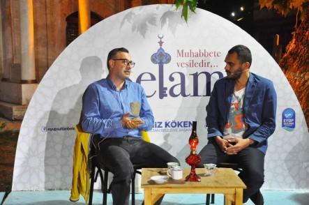 Kültür Edebiyat Söyleşileri, Salih Zengin, Eyüpsultan Belediyesi