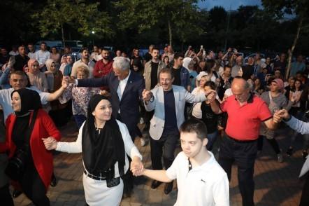 Eyüpsultan Belediyesi, Balkan Festivali, Rumeli, Eyüpsultan Belediye Başkanı Deniz Köken