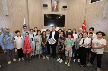 Eyüpsultan Çocuk Meclisi, 2018-2019 2. Genel Kurul Toplantısı, Eyüpsultan Belediye Başkanı Deniz Köken