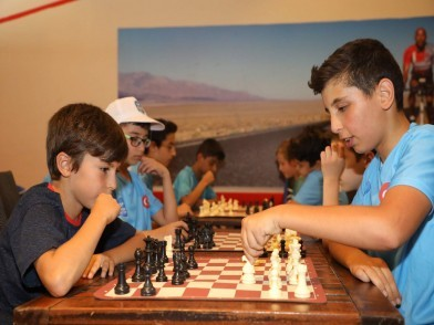 Eyüpsultan BeleEyüpsultan Belediyesi, Yaz Spor Okulları, satranç