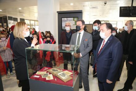 Çanakkale Zaferi sergisi açıldı