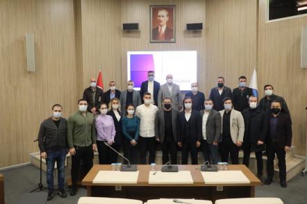Eyüpsultan Belediyesi Spor Kulübü ilk kongresini yaptı