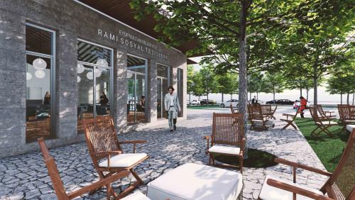 Rami'ye yeni bir sosyal tesis ve kültür merkezi