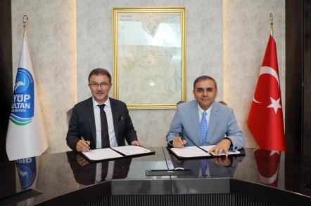 Eyüpsultan Belediyesi, Haliç Üniversitesi'yle protokol imzaladı