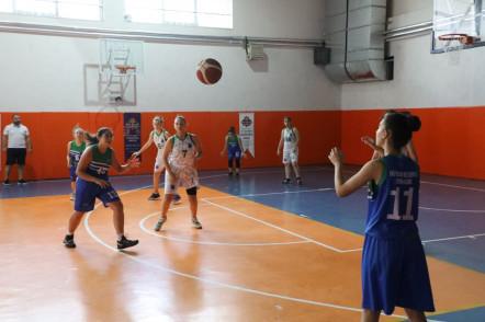 Yaz Spor Okulları'nda basketbol turnuvası heyecenı yaşandı