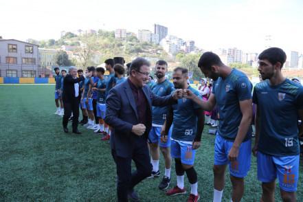 Alibeyköy Spor'dan muhteşem sezon açılışı