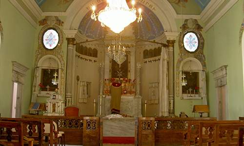 Surp Asdvandzadzin Apostolik Ermeni Kilisesi