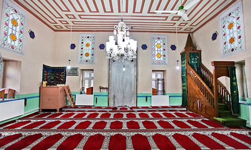 Arakiyeci Camii