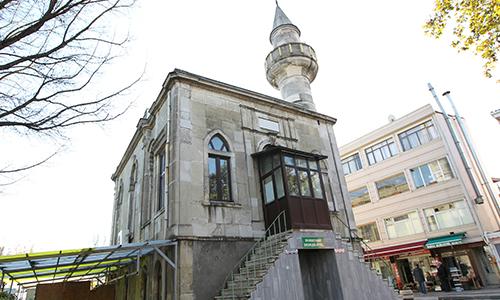 Kaptan Paşa Camii